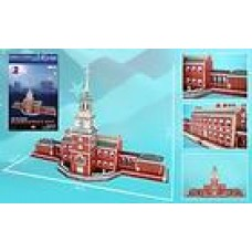 Independance Hall 3D Puzzle