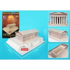 Parthenon 3D Puzzle 25 Pieces