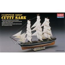 1:350 Cutty Sark Plastic Model Kit