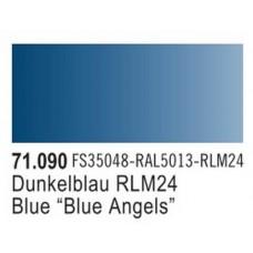 Blue Angels Model Air Color 17ml Bottle Paint