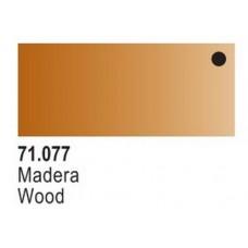 Wood Model Air Color 17ml Bottle Paint