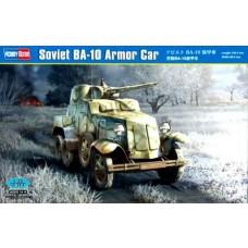 Hobby Boss 1/35 Soviet BA-10 Armor Car