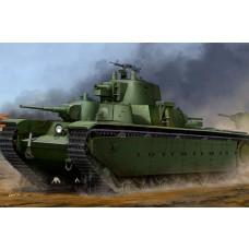 1:35 Soviet T-35 (Late) Heavy Tank Plastic Model Kit