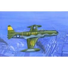1/48 RF-80A Shooting Star Plastic Model Kit