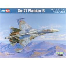 1/48 SU-27 Flanker B Plastic Model Kit
