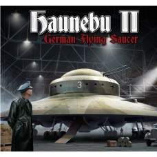 Squadron Models 1:72 Haunebu II German Flying Saucer Model Kit
