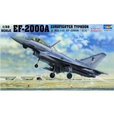 1/32 EF-2000A Eurofighter Typhoon Plastic Model Kit