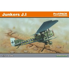 1/72 Junkers J.I Plastic Model Kit