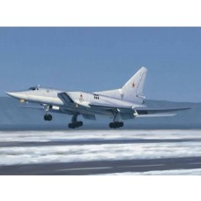 1/72 Tu-22M3 Backfire C Strategic Bomber Plastic Model Kit