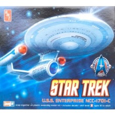AMT 1/2500 Star Trek Enterprise NCC-1701-C Model Kit
