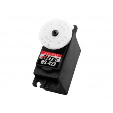 Deluxe Standard Servo HS-422 Universal Plug