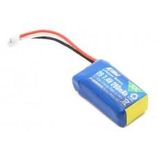 280mAh 2S 7.4V 30C LiPo Battery