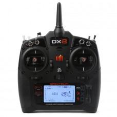 Spektrum DX8 8 Channel DSMX Gen 2 Radio System w/AR8010T SPM8015