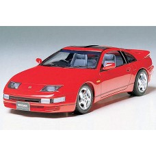 1:24 Nissan 300ZX Turbo Plastic Model Kit