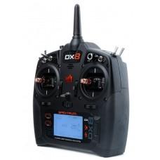 Spektrum DX8 DSMX 8 Channel Transmitter Only SPMR8000