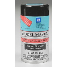 Tropical Turquoise 3oz Lacquer Spray Paint