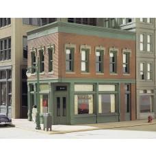 HO Carols Corner Cafe Building Kit