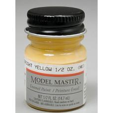 Bright Yellow 1/2 oz Enamel Paint