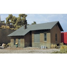 HO Freight Depot Building Kit