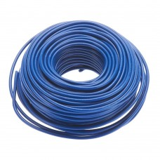 50 Foot 20 Gauge Standard Layout Wire Blue