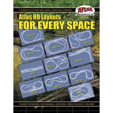 HO Layouts For Every Space Book