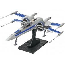 Star Wars Force Awakens Resistance X-Wing Model Kit