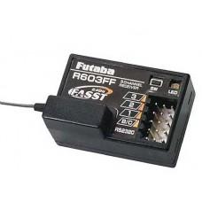 Futaba R603FF 2.4GHz FASST 3 Channel Receiver
