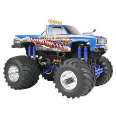 1:10 Super Clod Buster Monster Truck Kit