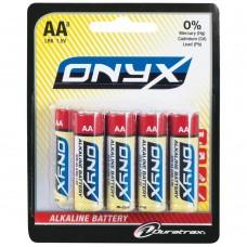 Onyx AA Alkaline Battery Pack (8)