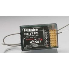 Futaba R617FS 2.4GHz FASST 7 Channel Receiver
