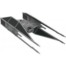 1:70 Star Wars Kylo Ren TIE Fighter Plastic Model Kit