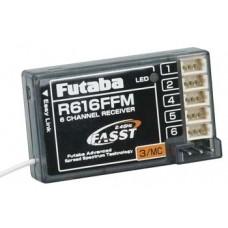 R616FFM 2.4GHZ FASST Micro