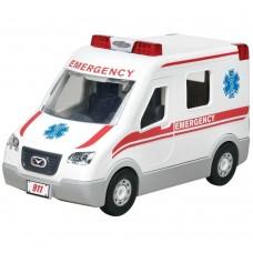 1/20 Ambulance Junior Plastic Model Kit