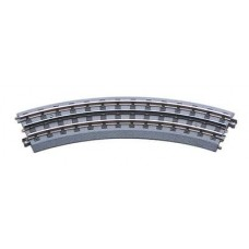 RealTrax O-54 Curved Track Section