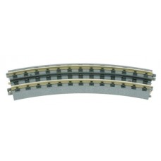 RealTrax O-72 Curved Section