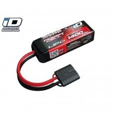 Traxxas 1400mAh 11.1v 3S 25C LiPo Battery with iD Plug