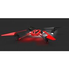 Alias Quad Rotor Heli RTF Red
