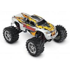 4WD Nitro T-Maxx 2.4GHz White