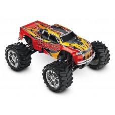 4WD Nitro T-Maxx 2.4GHz Red