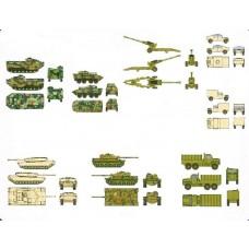 1/350 US Marines Armor Accessories Set
