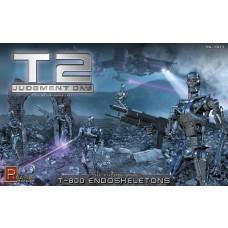 1:32 T-800 Endoskeletons Plastic Model Kit