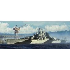 1/700 USS Tennessee BB-43 Battleship Plastic Model Kit