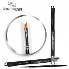 Size 6 Synthetic Angular Paint Brush