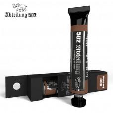 Raw Umber 20ml Modeling Oil Paint