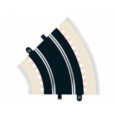 1/32 45 Degree Radius 2 Curve Slot Car Track (2)