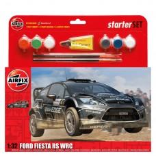1/32 Ford Fiesta RS WRC Starter Set Plastic Model Kit