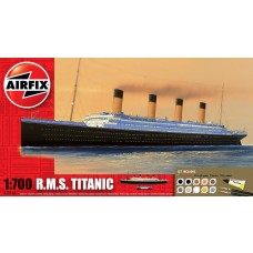 1/700 R.M.S. Titanic Plastic Model Kit