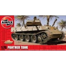 1:76 Panther Tank Plastic Model Kit