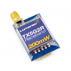 TX5G2R Mini 200mW 5.8GHz FPV Transmitter with Raceband