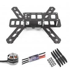 QAV250 Carbon Fiber Mini FPV Quadcopter ARF